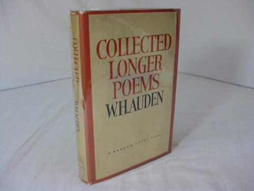 9781199871992: Collected Longer Poems W. H. Auden
