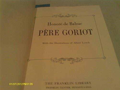 9781199874634: Pere Goriot