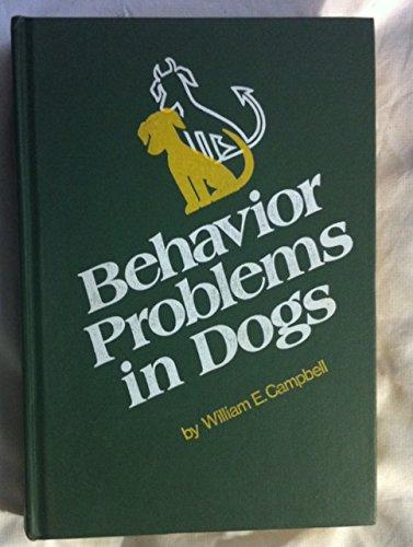 9781199876690: Behavior problems in dogs
