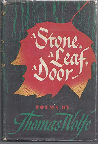 9781199908834: A Stone, A Leaf, A Door