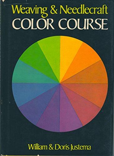 9781199960979: Weaving & Needlecraft Color Course