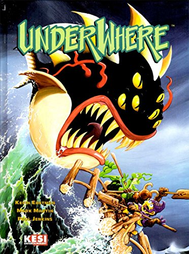 Underwhere: Kevin Eastman; Mark