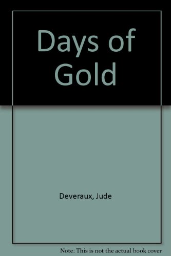 9781223004686: Days of Gold