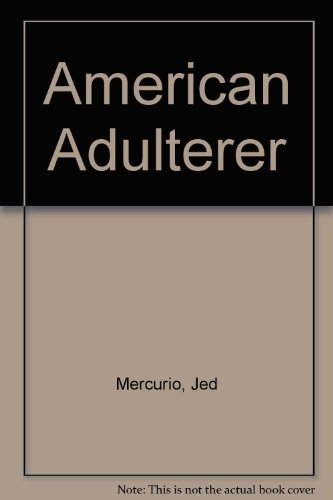 9781223004693: American Adulterer