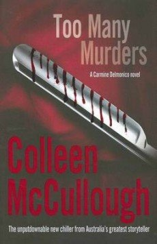 Too Many Murders (9781223004723) by Colleen McCullough