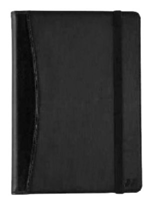 9781223027432: Standing Tablet Cover Profile Black M8
