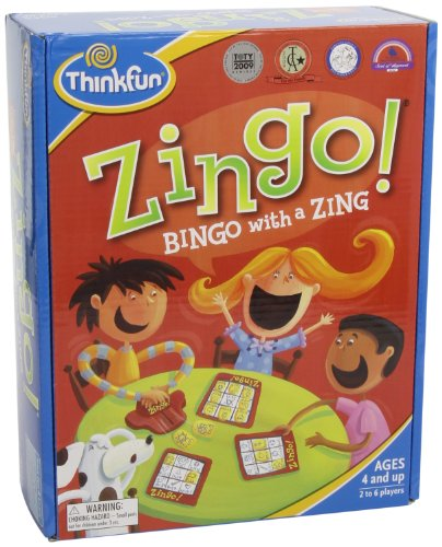9781223027562: Zingo!: Bingo With a Zing