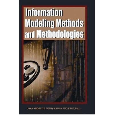 9781223049151: Information Modeling Methods and Methodologies