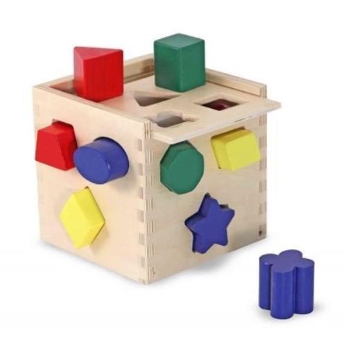 9781223062280: Shape Sorting Cube