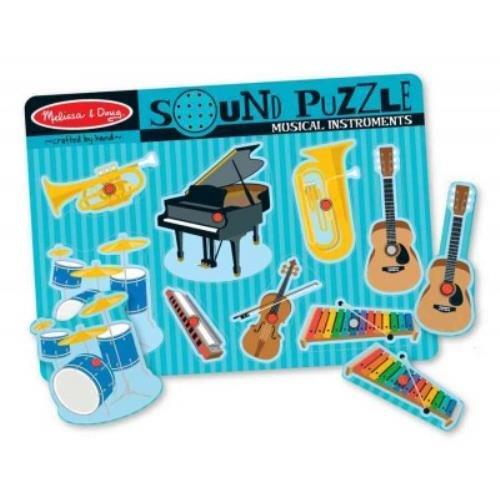 9781223062303: Musical Instruments Sound: 8 Pieces
