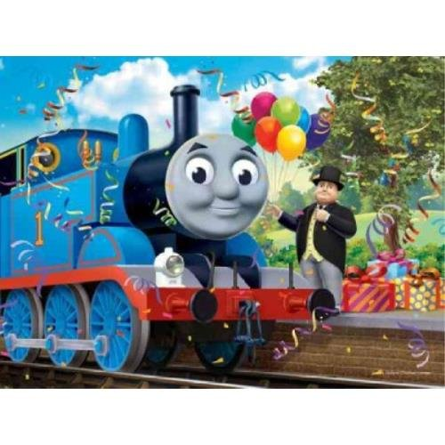 9781223062723: Thomas & Friends - Birthday Surprise: 24 Piece Floor