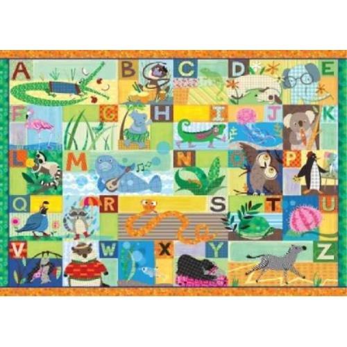 9781223062778: Alpha Animals: 35 Pieces