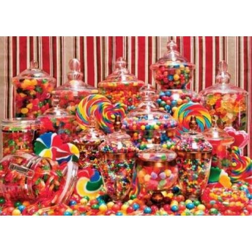 9781223062990: Candy Overload: 1,000 Pieces