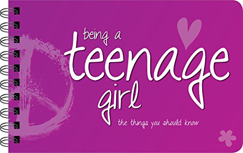 9781223063737: Being a Teenage Girl: The Things You Should Know