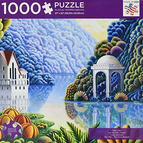 9781223064291: Teal Lake: 1,000 Pieces
