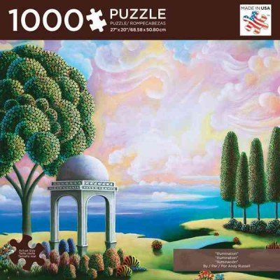 Illuminations: 1,000 Pieces (9781223064307) by Russell, Andy