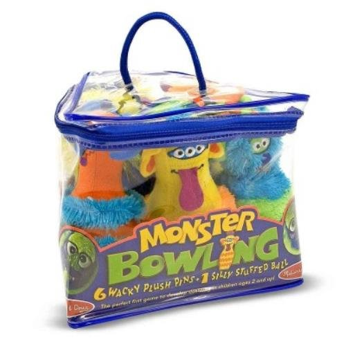 9781223067759: Monster Bowling