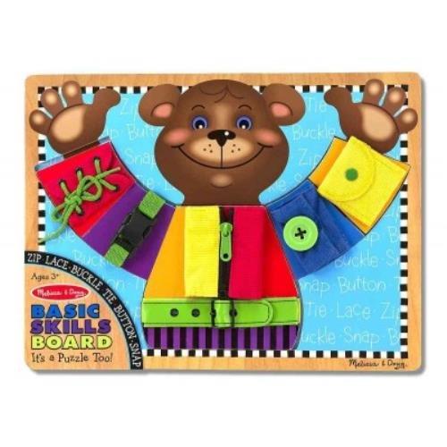 9781223067919: Basic Skills Board