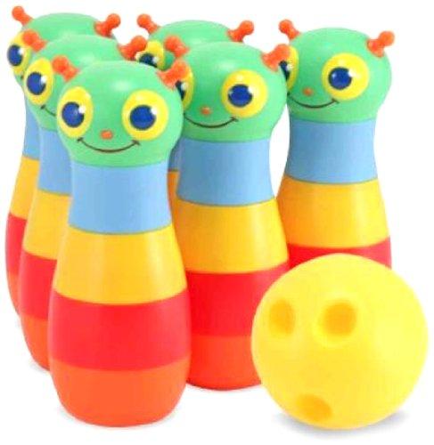 9781223068091: Happy Giddy Bowling Set