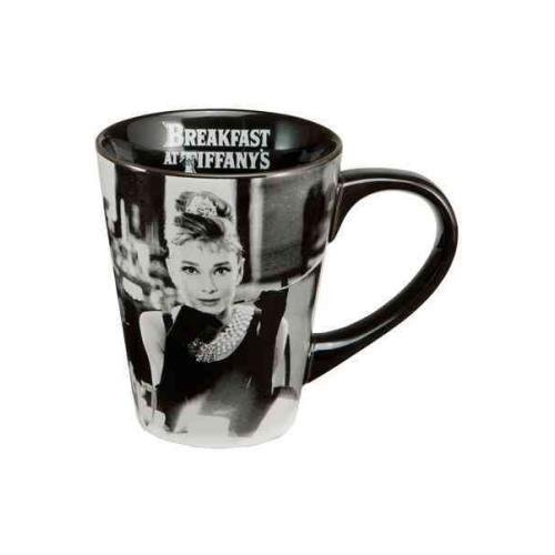 9781223070919: Audrey Hepburn 12 Oz. Mug: Breakfast at Tiffany's