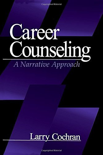 9781223074627: Career Counseling: A Narrative Approach