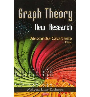 9781223075433: Graph Theory: New Research