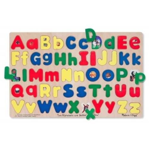 9781223080130: Upper and Lowercase Alphabet