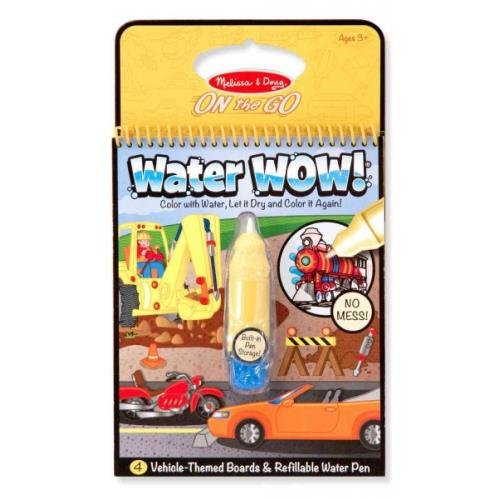 9781223081069: Water Wow! - Vehicles