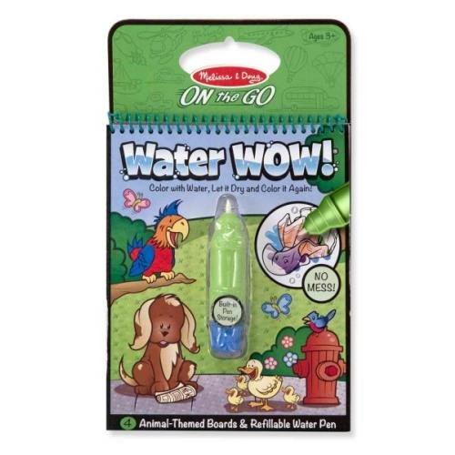9781223081076: Water Wow! - Animals