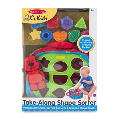 9781223081267: Take-Along Shape Sorter