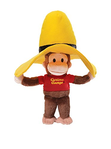 9781223082752: Curious George in a Yellow Hat: 10