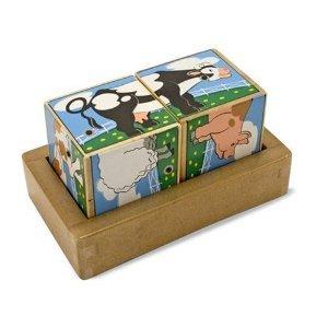 9781223093208: Farm Sound Blocks
