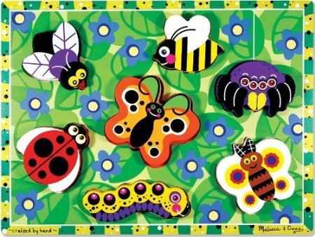 9781223111506: Insects Chunky Puzzle