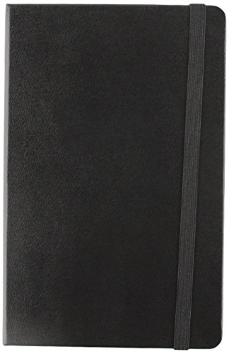 9781223121673: Moleskine 2017 Weekly Planner, Vertical, 12m, Pocket, Black