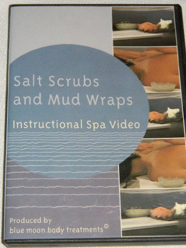 9781226665853: Salt Scrubs and Mud Wraps Instructional Spa Video