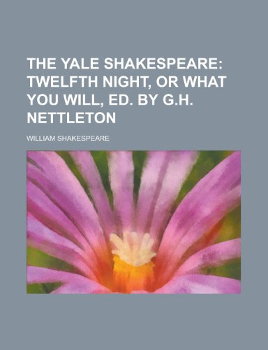 9781230014517: The Yale Shakespeare