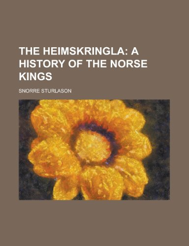 9781230045764: The Heimskringla
