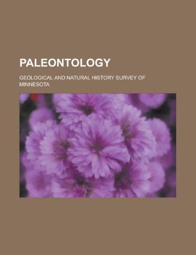 9781230054223: Paleontology