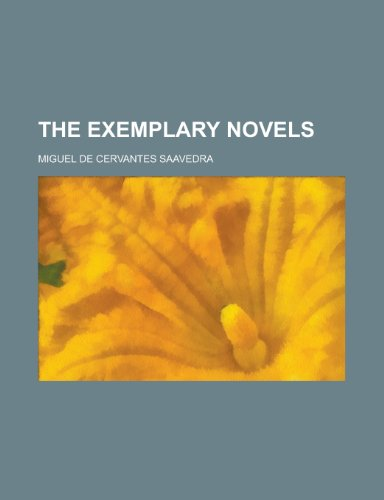 9781230063201: The Exemplary Novels