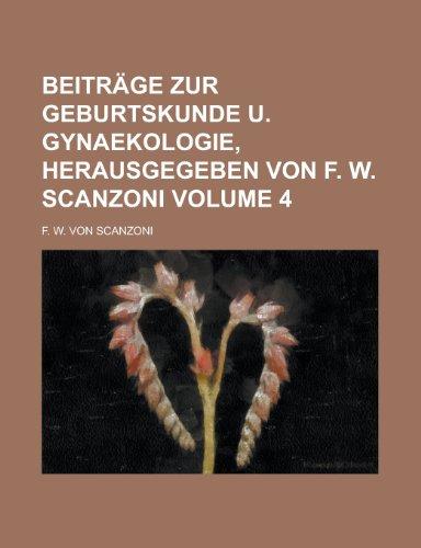 Beitr: F. W. von