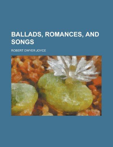 9781230191027: Ballads, romances, and songs