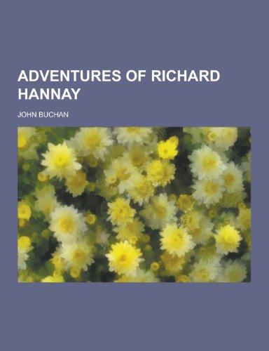 9781230196947: Adventures of Richard Hannay