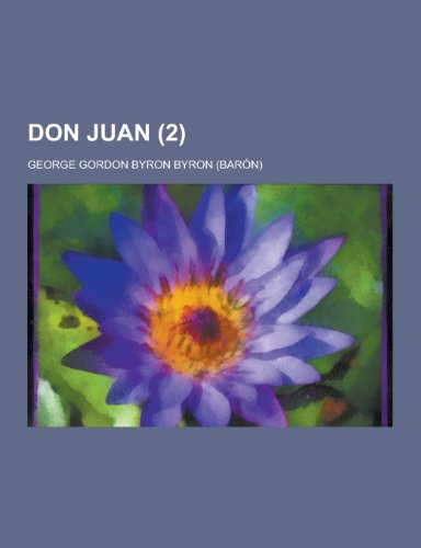 9781230200736: Don Juan (2) (French Edition)