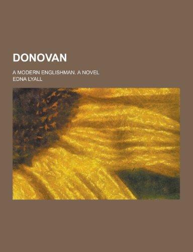 9781230200750: Donovan; A Modern Englishman. a Novel