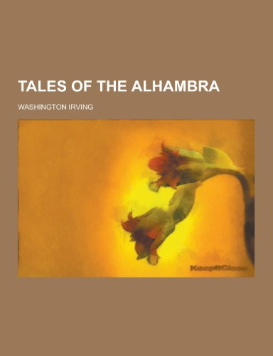 9781230209517: Tales of the Alhambra
