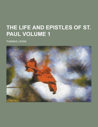 9781230212333: The Life and Epistles of St. Paul Volume 1