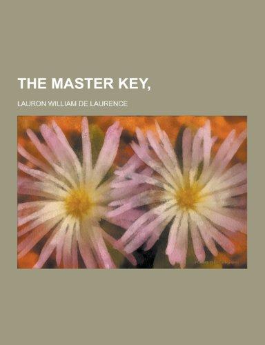 9781230212791: The Master Key,