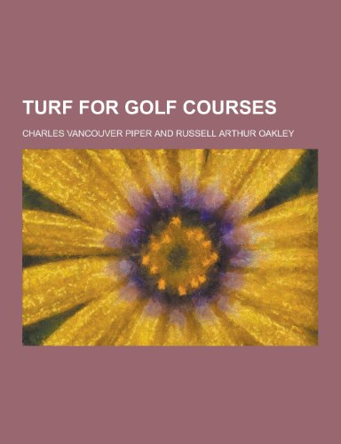 9781230219561: Turf for Golf Courses