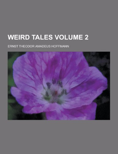 9781230220123: Weird Tales Volume 2