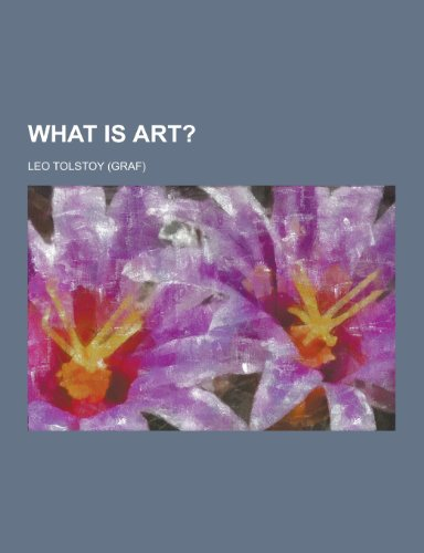9781230220192: What Is Art?